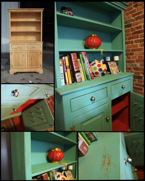 Furniture Project How To Create A Vintage Hutch 171 Stokely